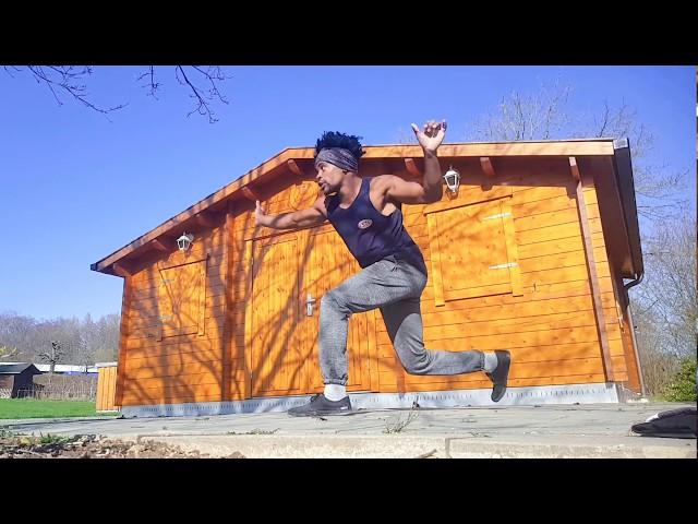 Movimentando ! Capoeira Flow! Gugu Quilombola