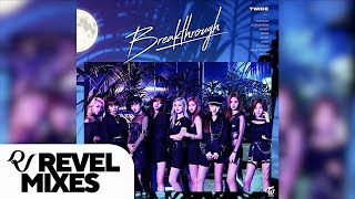 Cover images TWICE (트와이스) - Breakthrough (Instrumental)