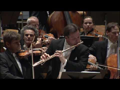 Carter: Flute Concerto / Pahud · Barenboim · Berliner Philharmoniker