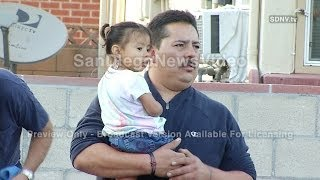 3 KIDS FOUND SAFE IN CAR AFTER CARJACKING PURSUIT - SCENE, ROLANDO