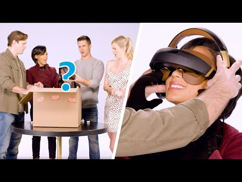 Upload Series Cast Plays Unbox the Plot | Prime Video