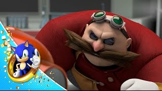 Sonic Boom: Fire and Ice - An Unexpected Trailer