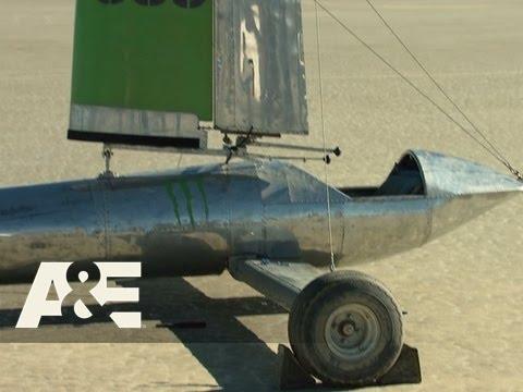 Barter Kings: Steve and Antonio Barter Dump Truck 4 Land Sail | A&E