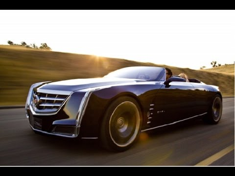2018 Cadillac Convertible - YouTube