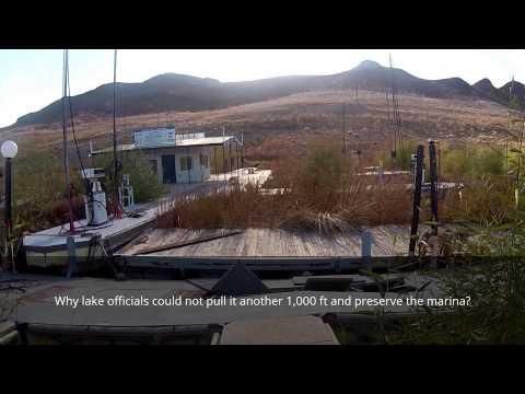 Trip to Abandoned Marina outside Las Vegas