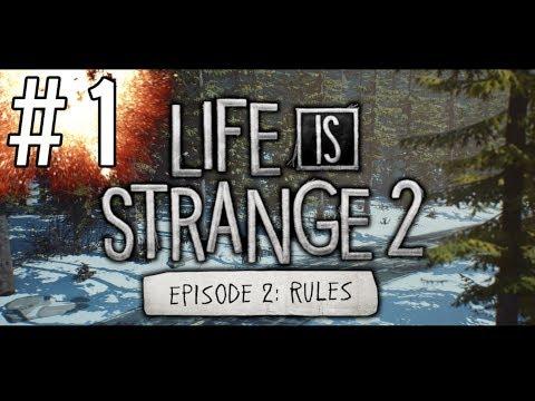 LIFE IS STRANGE 2 Epizod 2 [#1] - Zimowa Przygoda ❄️ || GAMEPLAY PL thumbnail