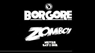 Zomboy & Borgore - Immunity vs School Daze (Music Video) Noobstep Mashup