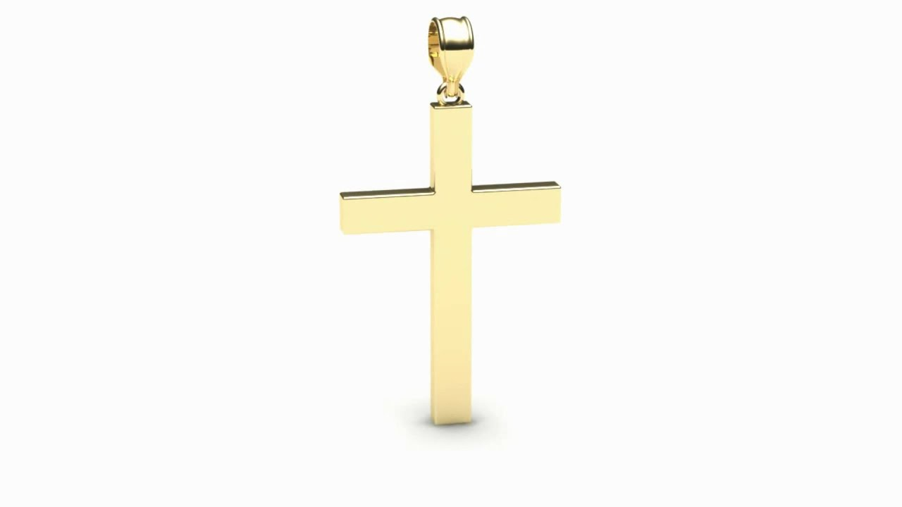 Mens 14k solid yellow gold cross necklace pendant sku cr 2 mens 14k solid yellow gold cross necklace pendant sku cr 2 applesofgold aloadofball Choice Image