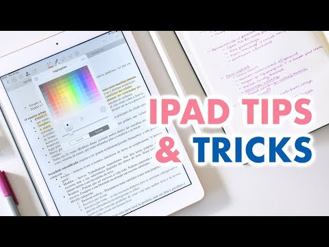 FIVE NOTE-TAKING Tips & Tricks for the iPad Pro