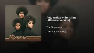 Automatically Sunshine (Alternate Version)