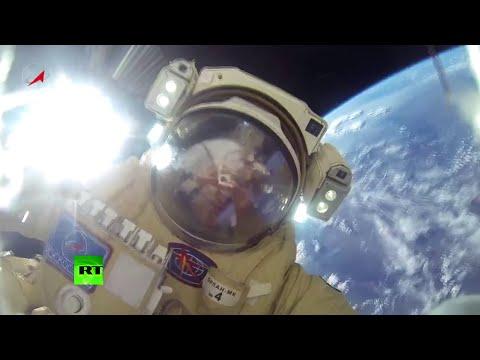 gopro:-cosmonautas-rusos-salen-de-la-eei-al-espacio-abierto