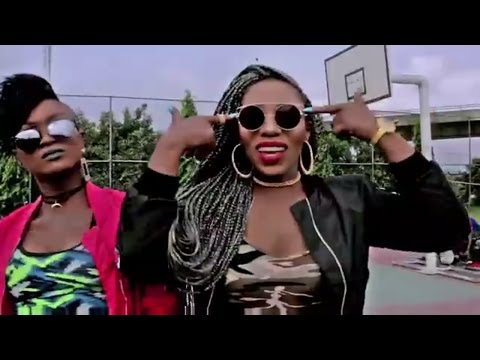 Pryse ft Eva Alordiah - Queen Kong (Official Video)