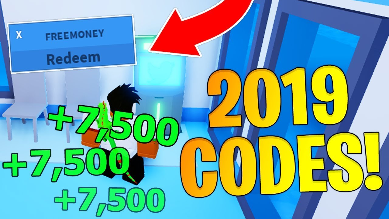 All Latest Codes In Jailbreak 2019 Roblox Youtube