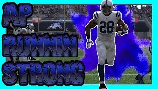 AP RUNNIN STRONG!- MADDEN 16 ULTIMATE TEAM GAMEPLAY