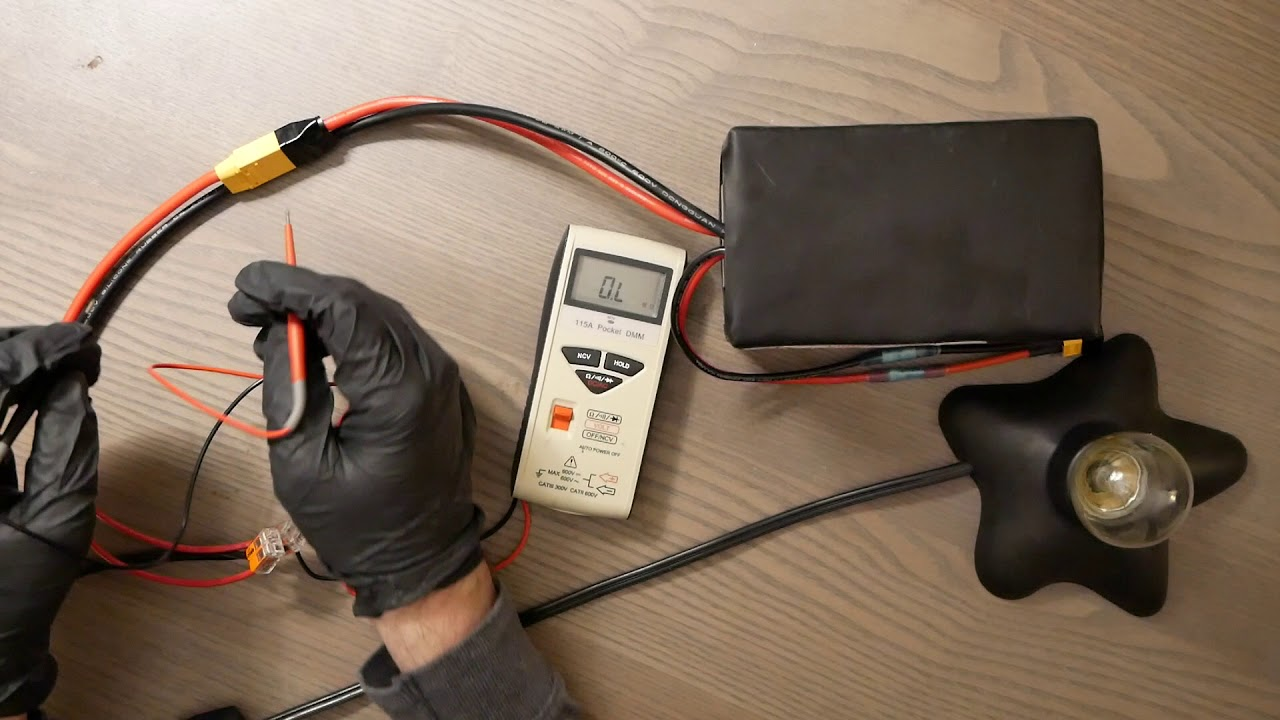 Troubleshooting Charging And Electrical Issues Cube Hopper Mk2 Wiring Diagram How To Test For Resistance Continuity Within Your Power