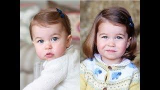 Папина дочка! Повзрослевшая принцесса Шарлотта — словно копия своего отца