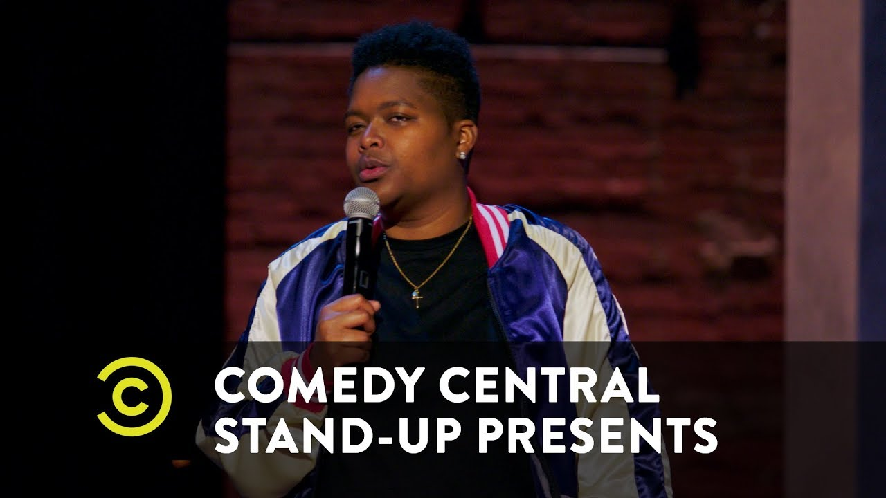 Comedy Central Stand-Up Presents: Sam Jay - The Problem with White People
