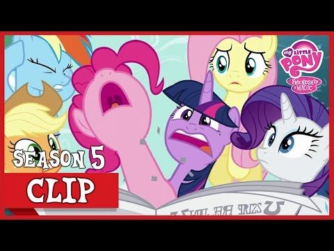 """MLP: FiM – The Scavenger Hunt """"The One Where Pinkie Pie Knows"""" [HD]"""