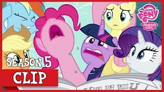 The Scavenger Hunt (The One Where Pinkie Pie Knows) | MLP: FiM [HD]