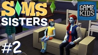 Building a Home - Sims Sisters Episode 2