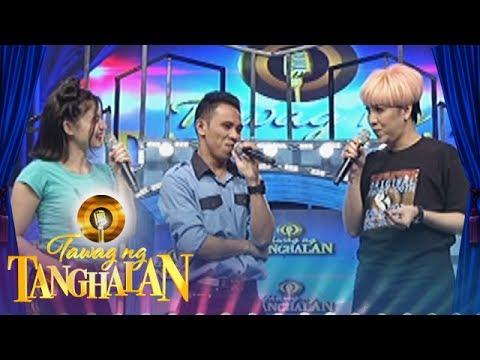 Tawag ng Tanghalan: The thing about ice cream