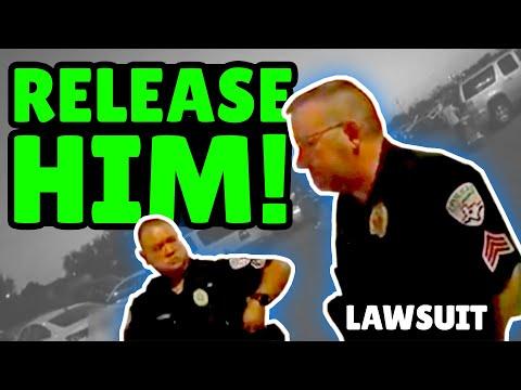 Unlawful Arrest - Lawsuit Update - Cops Punished