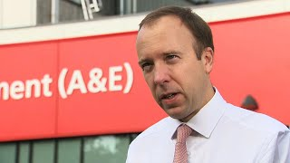 video: NHS 111 will be 'front door' for A&E to stop hospitals being overwhelmed