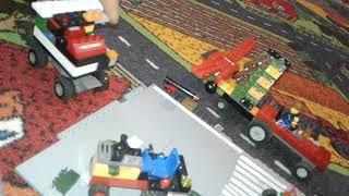 Lego maszyny rolnicze