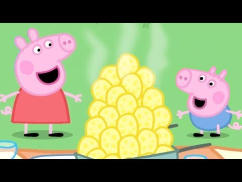 Peppa Pig Full Episodes | The Traffic Jam  | Cartoons for Children