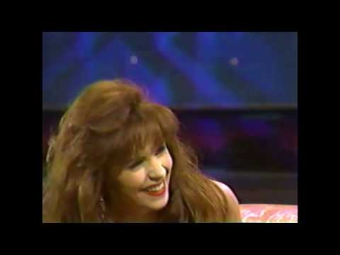 Sheena Easton - Into The Night Interview '91