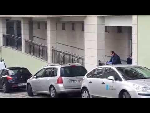 Un joven acaba con la vida de su madre en Foz