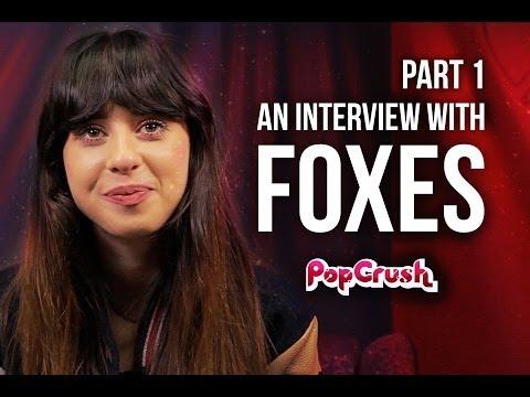 Foxes Talks Sweets, Moniker + Workout Regimen [EXCLUSIVE INTERVIEW ]