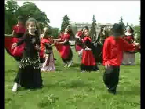 Taneční soubor MERCI
