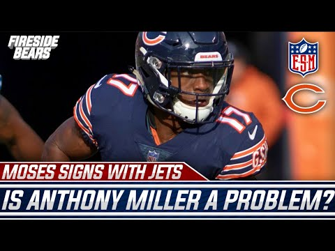 Chicago Bears: Is Anthony Miller a Problem?
