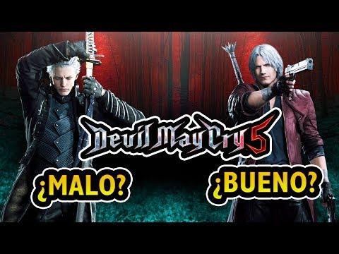 Devil May Cry 5 fue...│Crítica/Análisis thumbnail