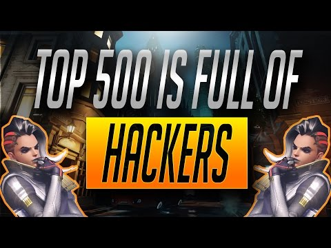 Is Overwatch's Top 500 To Master Rank Filled With Hackers? A Solution On How To Deal With Hackers!