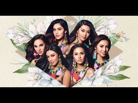 Bb. Pilipinas 2018- LIVE