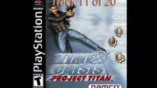 Time Crisis Project Titan - Track 11 -PlayStation-Music