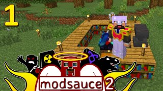 Hermitcraft Modsauce 2 ~ Ep 1 ~ Magnanimous!