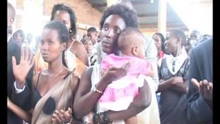 Celebration of Baptiste of my first born (ISIMBI RUBAMBURA Noella) in KABUGA parish