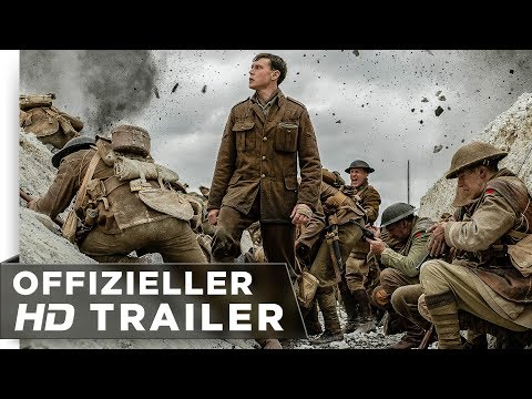 1917 - Trailer deutsch/german HD