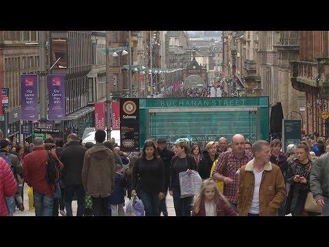 Madrileños por el Mundo: Glasgow