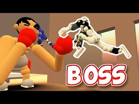 BOSS FIGHT ► Toribash