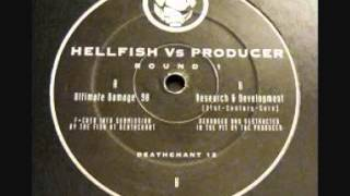 Death Chant 12 - Hellfish&Producer - Round1 - a - Ultimate damage 98 1997.wmv