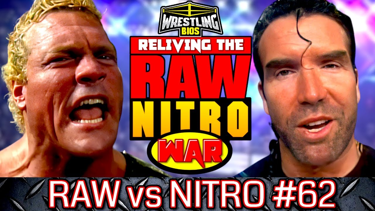 """Raw vs Nitro """"Reliving The War"""": Episode 62 - December 16th 1996"""