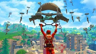 *NEW* TILTED TOWERS 24/7! (Fortnite Battle Royale)