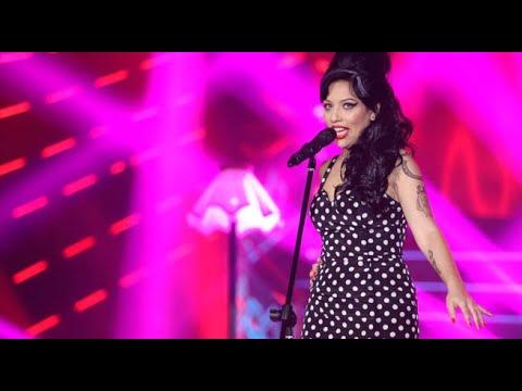 Yo Soy: ¿Amy Winehouse venezolana cubrió con las expectativas del jurado?