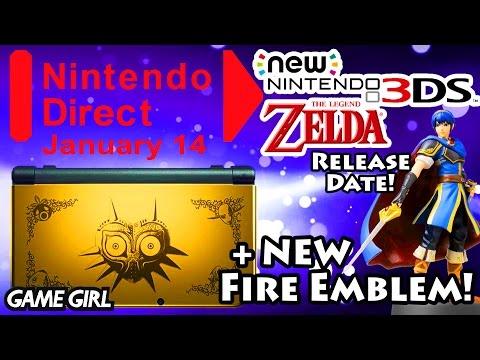New fire emblem release date