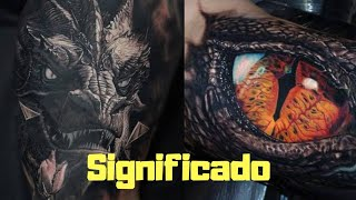 Download lagu Tatuajes de Dragones SIGNIFICADO | Simbolismo