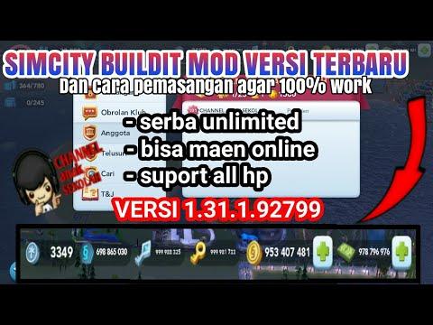 Game Simcity Buildlt Mod Apk Terbaru 2020 Dijamin 100%Work